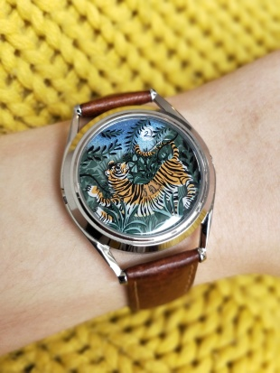 Promise of Happiness, Tiger Watch